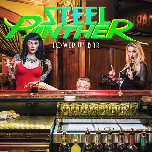 Steel Panther - Lower The Bar - Cover