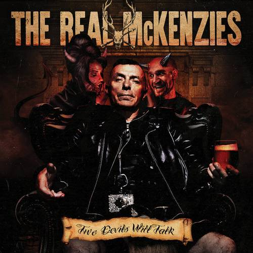 The Real McKenzies - Two Devils Will Talk - Cover