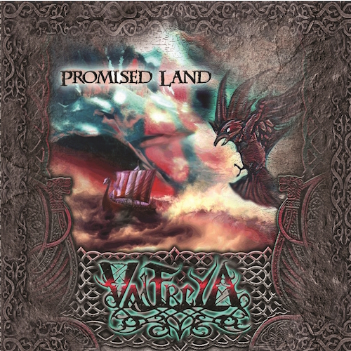 Valfreya - Promised Land - Cover