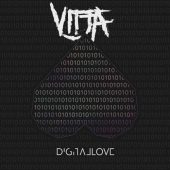 Vitja - Digital Love - CD-Cover