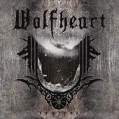 Wolfheart - Tyhjyys - CD-Cover