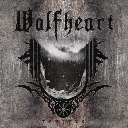 Wolfheart - Tyhjyys - Cover