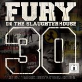 Fury In The Slaugherhouse - 30 – The Ultimate Best Of Collection - CD-Cover