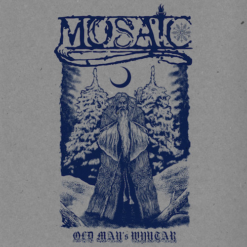 Mosaic - Old Man's Wyntar - Cover