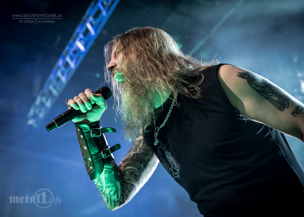 Cover - Amon Amarth w/ Dark Tranquillity, Omnium Gatherum