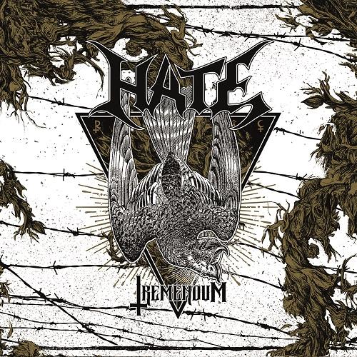 Hate - Tremendum - Cover