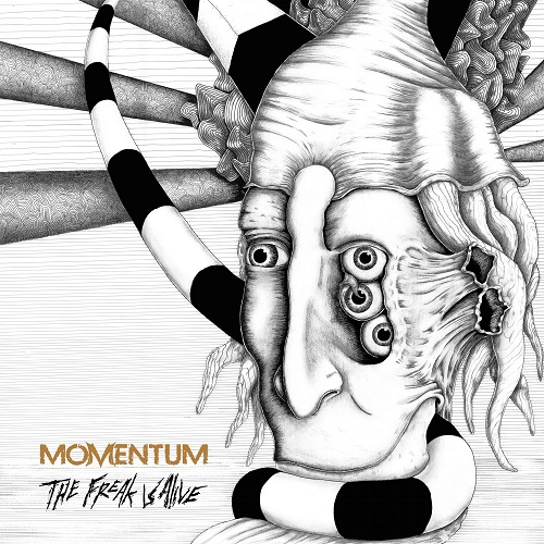 Momentum - The Freak Is Alive - Cover