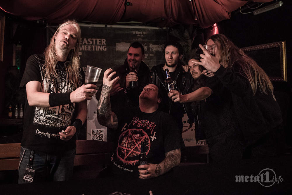 Cover - Dark Easter Metal Meeting 2017 – Signing Sessions