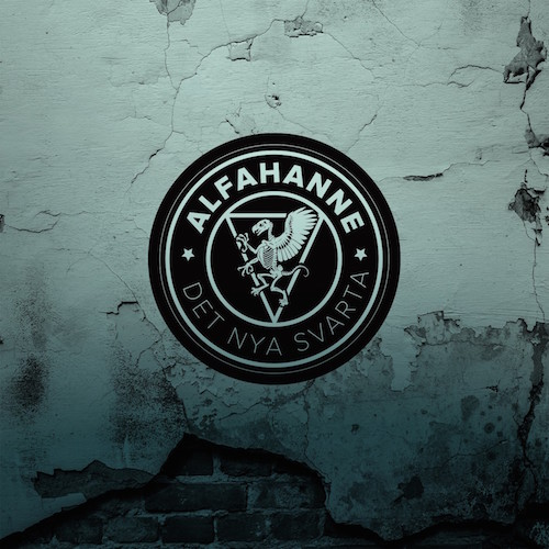 Alfahanne - Det Nya Svarta - Cover