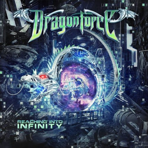 DragonForce - Reaching Into Infinity - Cover