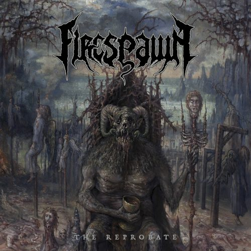 Firespawn - The Reprobate - Cover