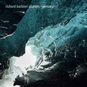 Richard Barbieri - Planets + Persona - CD-Cover