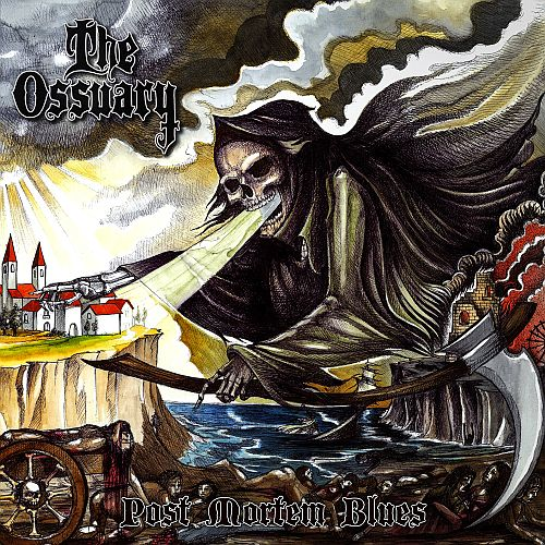 The Ossuary - Post Mortem Blues - Cover