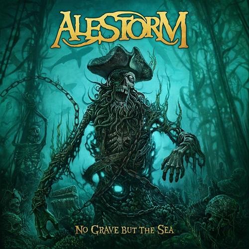 Alestorm - No Grave But The Sea - Cover