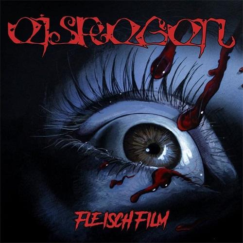 Eisregen - Fleischfilm - Cover