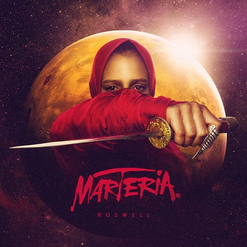 Marteria - Roswell - Cover