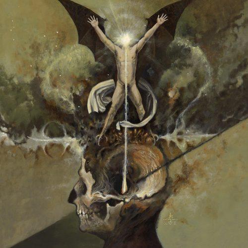 Nightbringer - Terra Damnata - Cover