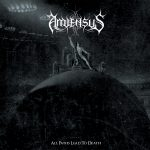 Cover - Amiensus – All Paths Lead To Death (EP)