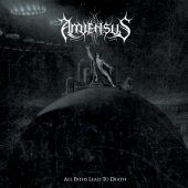 Amiensus - All Paths Lead To Death (EP) - CD-Cover