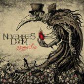 Novembers Doom - Hamartia - CD-Cover