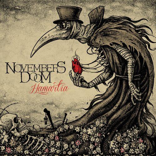 Novembers Doom - Hamartia - Cover