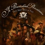 Ye Banished Privateers - First Night Back In Port - CD-Cover
