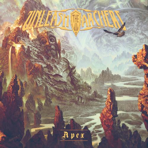Unleash The Archers - Apex - Cover