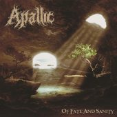 Apallic - Of Fate And Sanity - CD-Cover