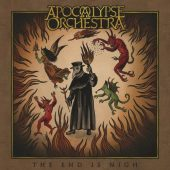 Apocalypse Orchestra - The End Is Nigh - CD-Cover