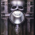 Cover - Emerson, Lake & Palmer – Brain Salad Surgery