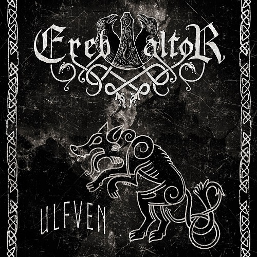 Ereb Altor - Ulfven - Cover
