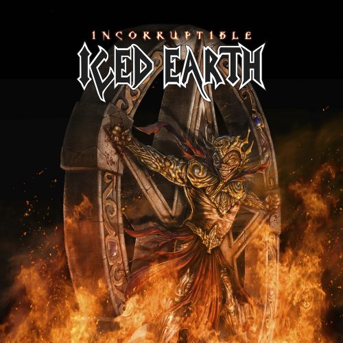 Iced Earth - Incorruptible - Cover