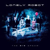 Lonely Robot - The Big Dream - CD-Cover