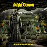 Cover - Night Demon – Darkness Remains