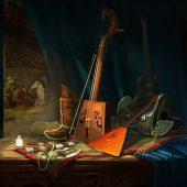 Nine Treasures - Arvan Ald Guulin Hunshoor (Re-Release) - CD-Cover