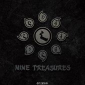 Nine Treasures - Nine Treasures (Re-Release) - CD-Cover