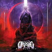 Oceano - Revelation - CD-Cover