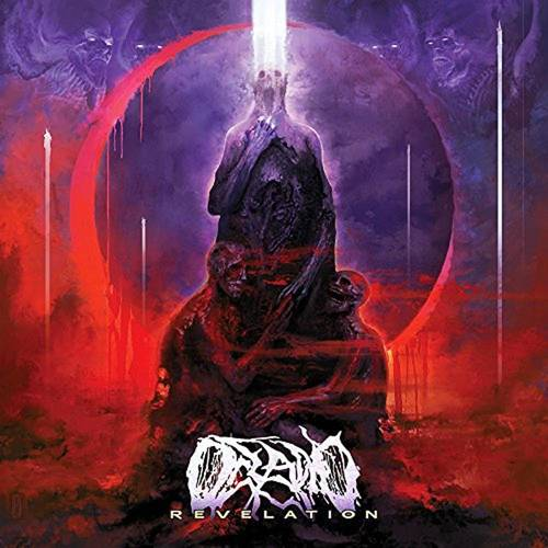 Oceano - Revelation - Cover