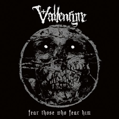 Vallenfyre - Fear Those Who Fear Him - Cover