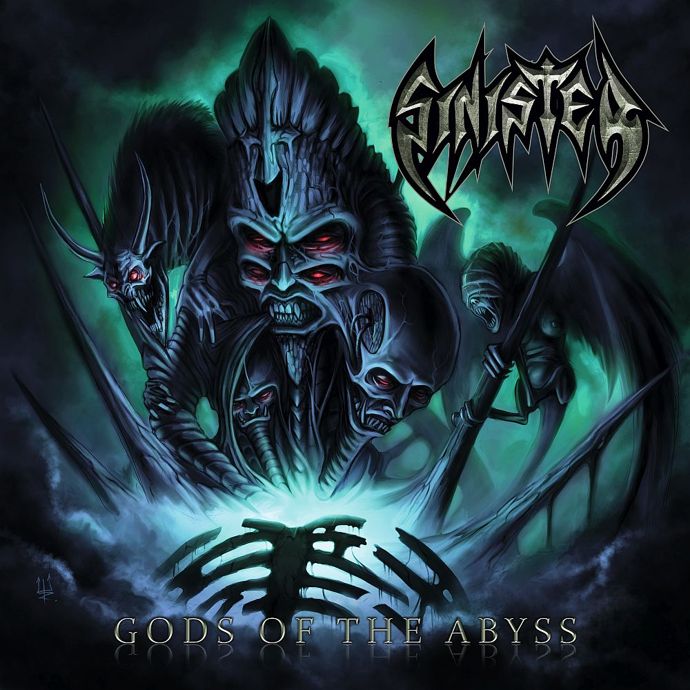 Sinister - Gods Of The Abyss (Demo) - Cover