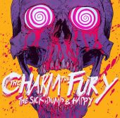 The Charm The Fury - The Sick, Dumb & Happy - CD-Cover