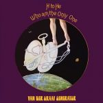 Cover - Van der Graaf Generator – H To He, Who Am The Only One