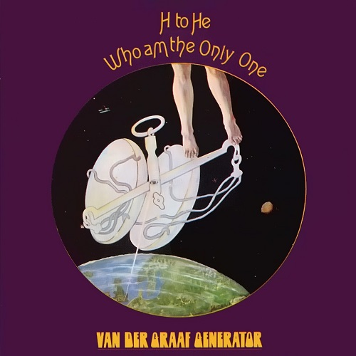 Van der Graaf Generator - H To He, Who Am The Only One - Cover