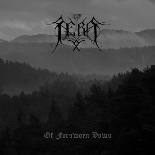 Æra - Of Forsworn Vows (EP) - Cover