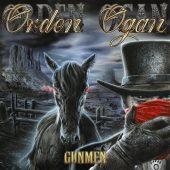 Orden Ogan - Gunmen - CD-Cover
