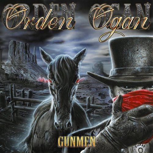 Orden Ogan - Gunmen - Cover