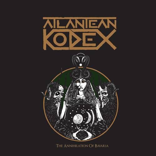 Atlantean Kodex - The Annihilation Of Bavaria - Cover