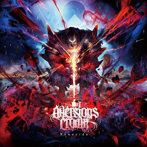 Aversions Crown - Xenocide - Cover