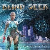 Blind Seer - Apocalypse 2.0 - CD-Cover