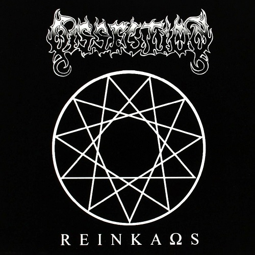Dissection - Reinkaos - Cover